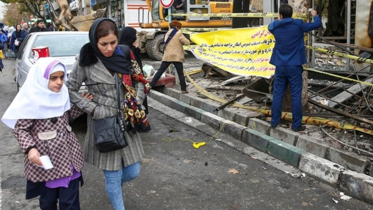 Iran internet 'disrupted' ahead of Thursday protests