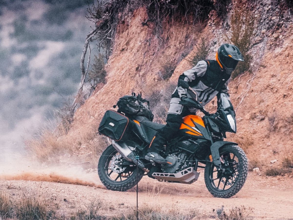 Here's How Much The KTM 390 Adventure Is Expected To Cost In India