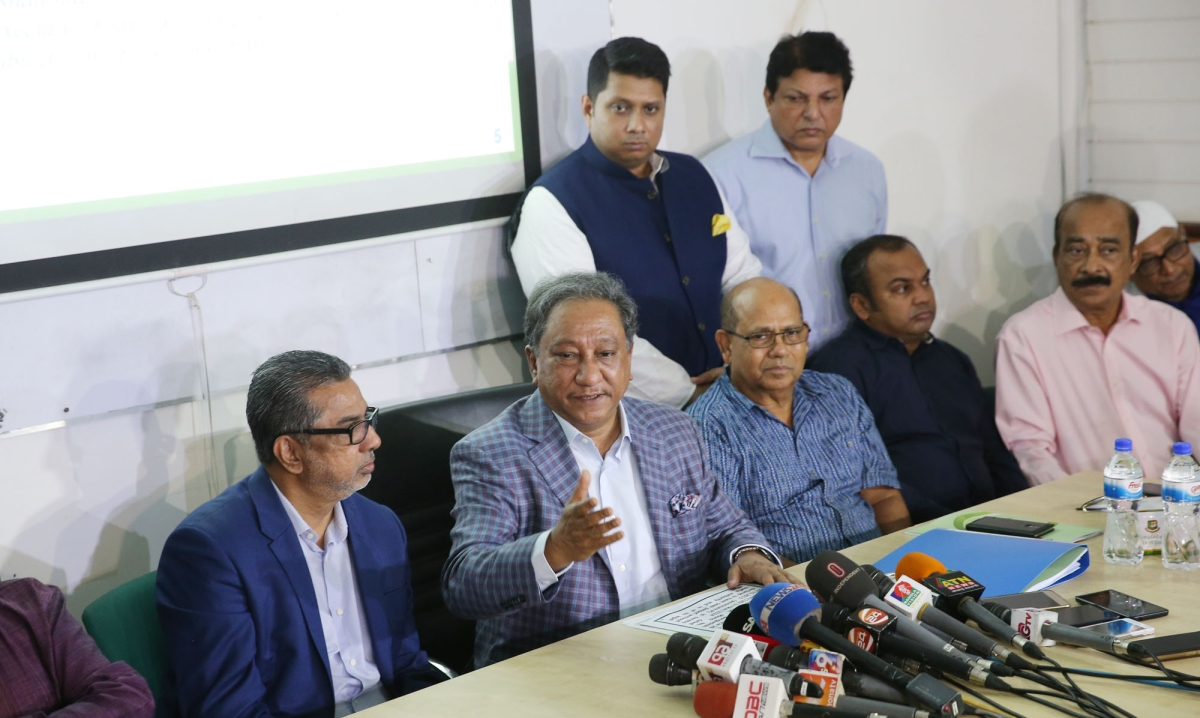Bangladesh refuses to play Tests in Pakistan, BCB asks for neutral venue