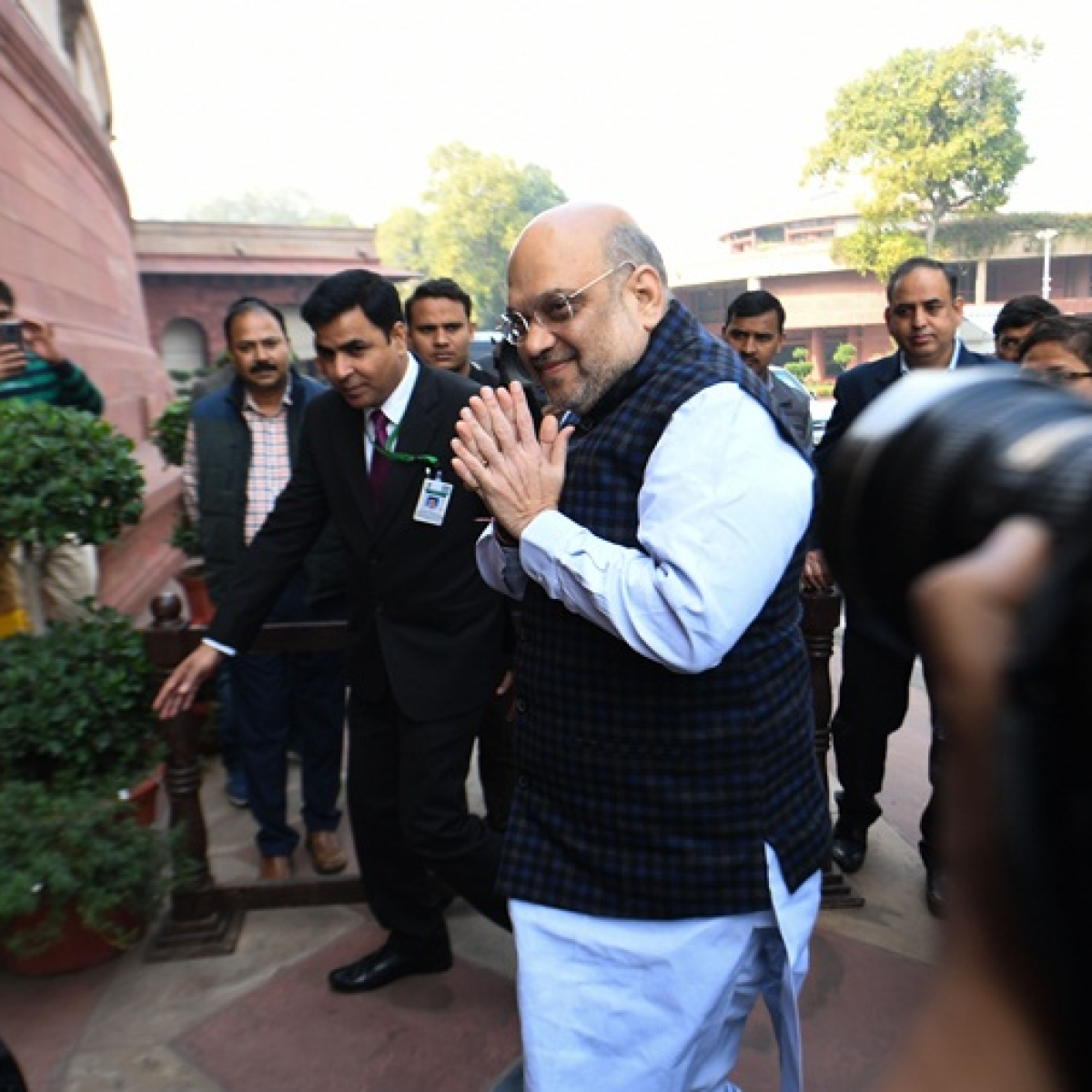 Citizenship Bill to be tabled today in Lok Sabha, BJP issues whip to its MPs