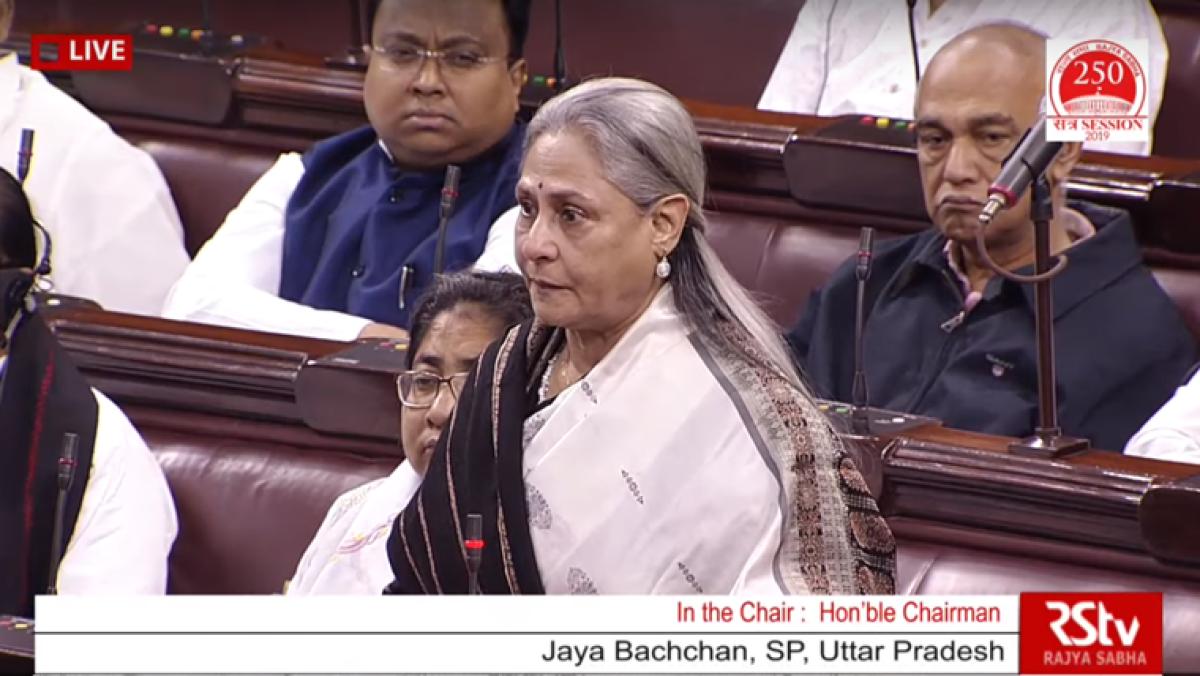 'Lynch them': Rajya Sabha MP Jaya Bachchan amid uproar over Hyderabad rape-murder
