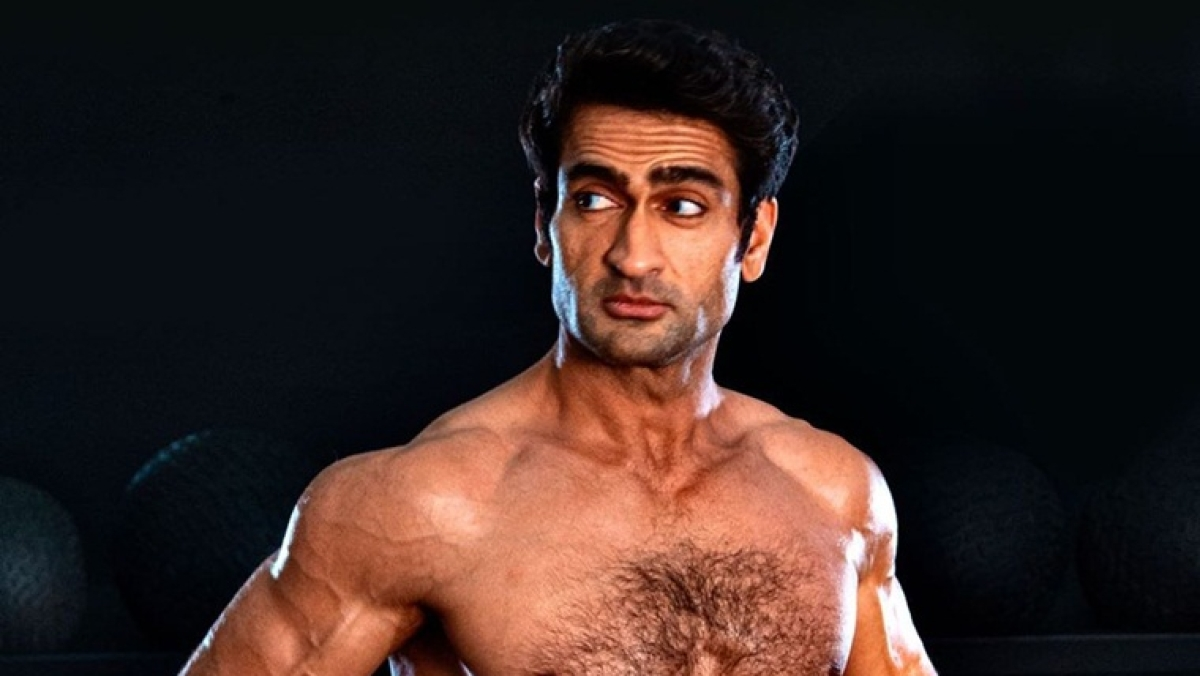 The Eternals: Kumail Nanjiani flaunts his never seen before muscular physique