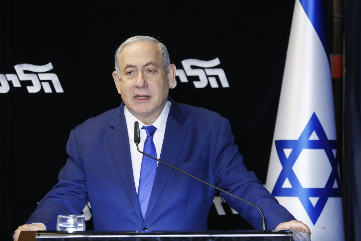 Israel's PM says US has 'right' to self-defence