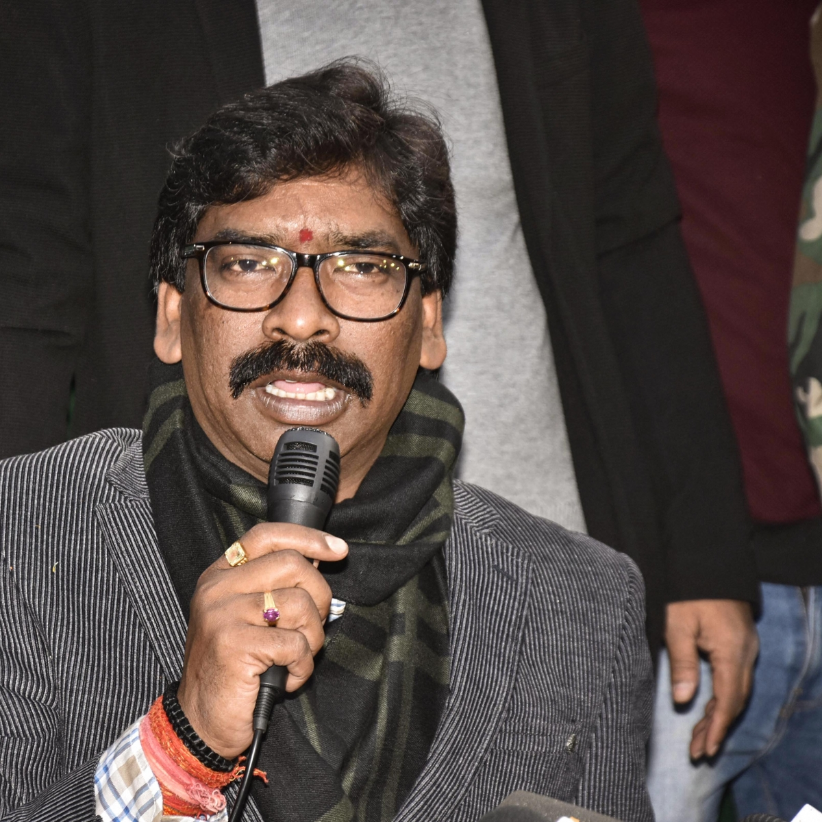 Coronavirus in Jharkhand: CM Hemant Soren goes into home quarantine as MLA tests positive
