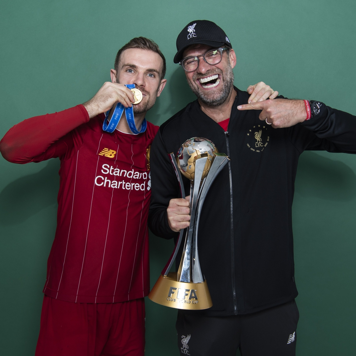 Liverpool manager Jurgen Klopp and captain Jordan Henderson pay tribute to 96 victims of Hillsborough disaster