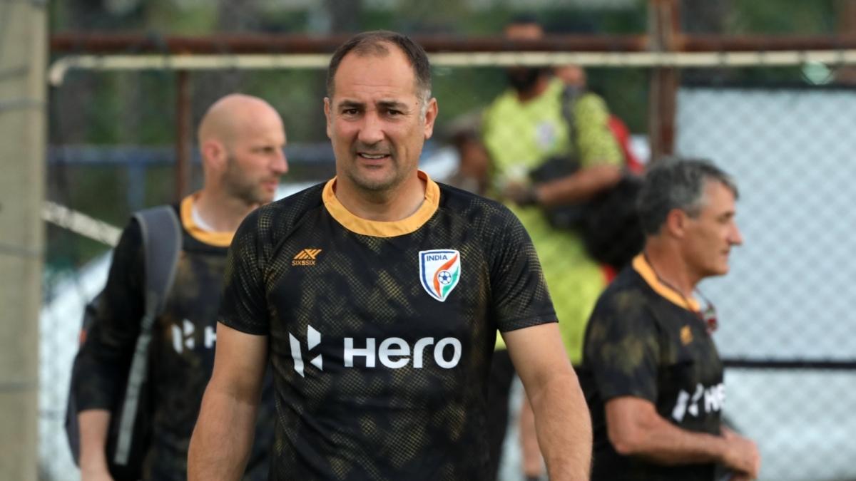 India to play ten friendlies in Europe next year: Igor Stimac