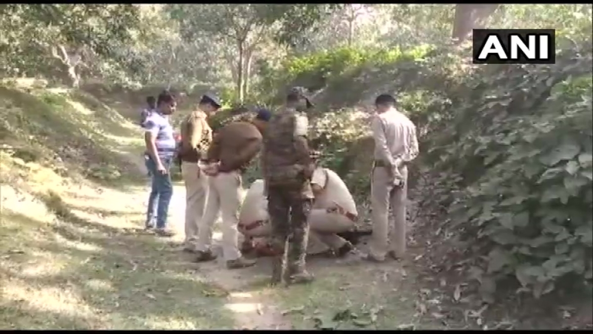 West Bengal: Woman's charred body found in Malda