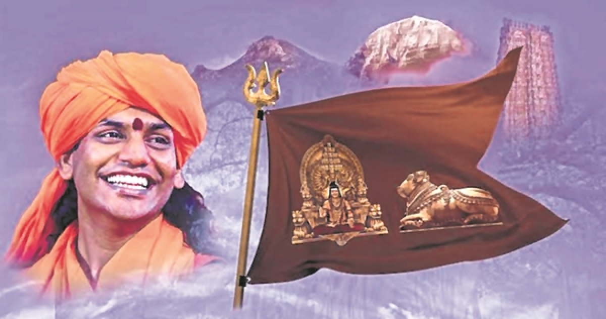 Fugitive godman has his own 'Hindu rashtra'