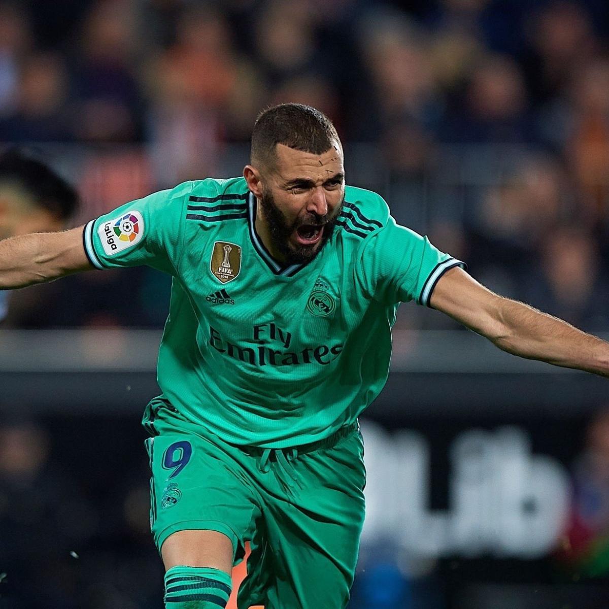 La Liga Highlights: Karim Benzema stars in Real Madrid's 8th straight victory