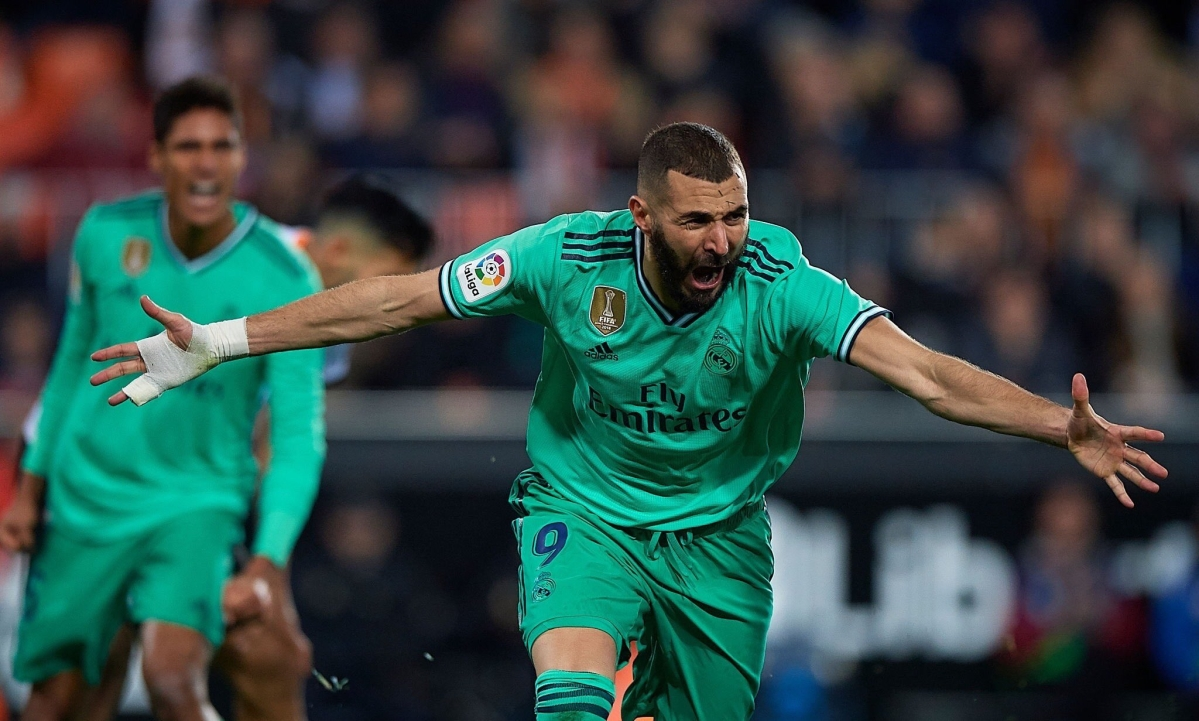 'I work for Madrid, what is said in France I don't listen to': Karim Benzema