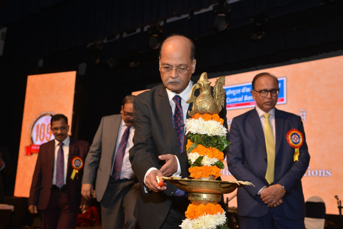 Central Bank of India celebrates Foundation Day
