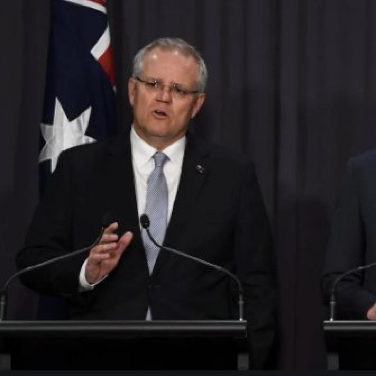 Australia: Scott Morrison faces fury over campaign ad