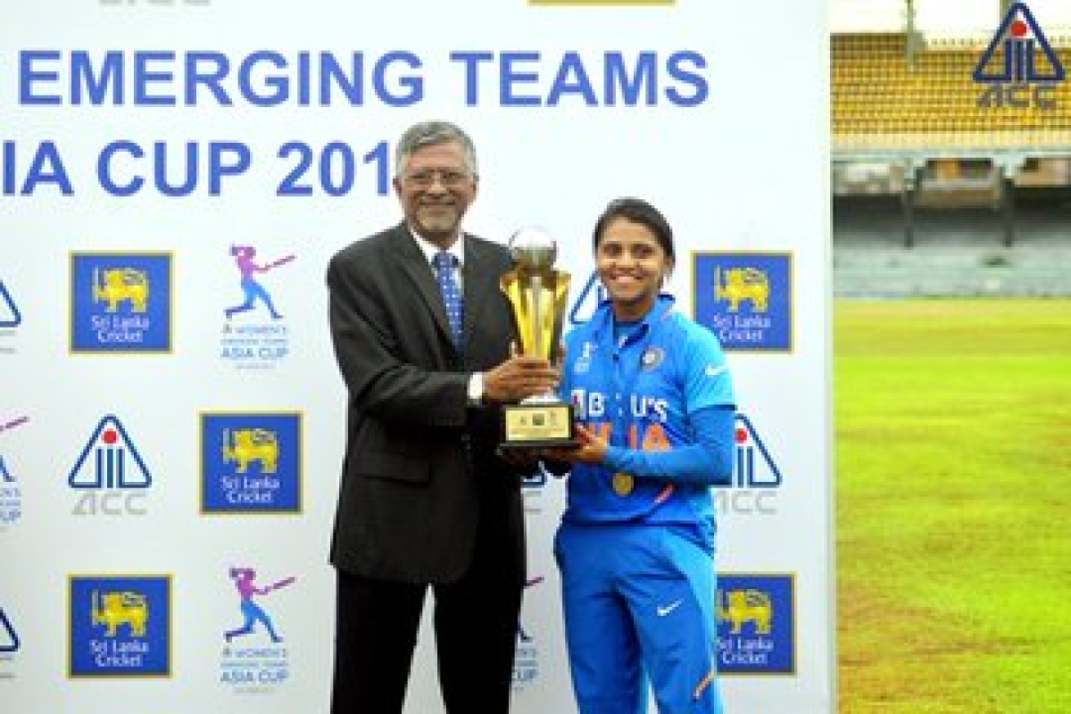 Smriti Mandana features in ICC's ODI and T20I teams of 2019