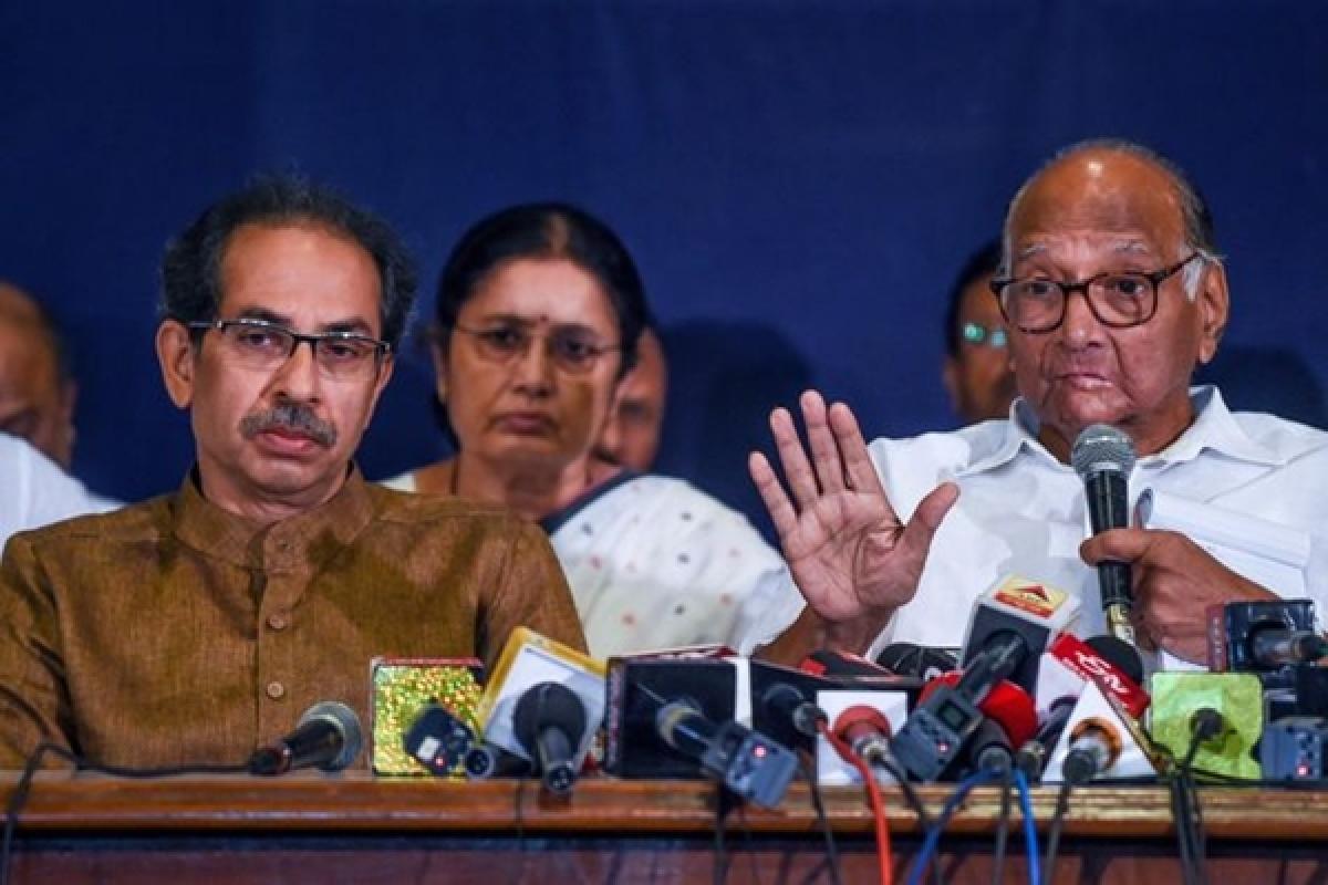 Congress, NCP junk partners