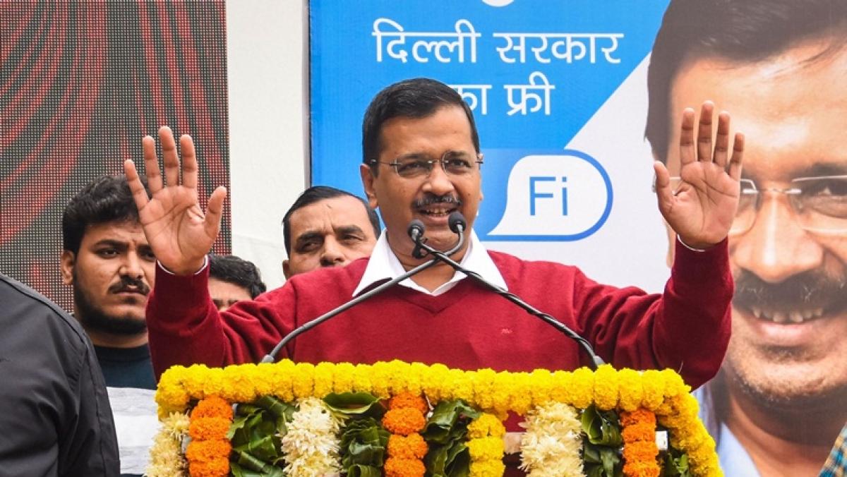 Will ensure 24-hour water supply in Delhi in next 5 years: Arvind Kejriwal