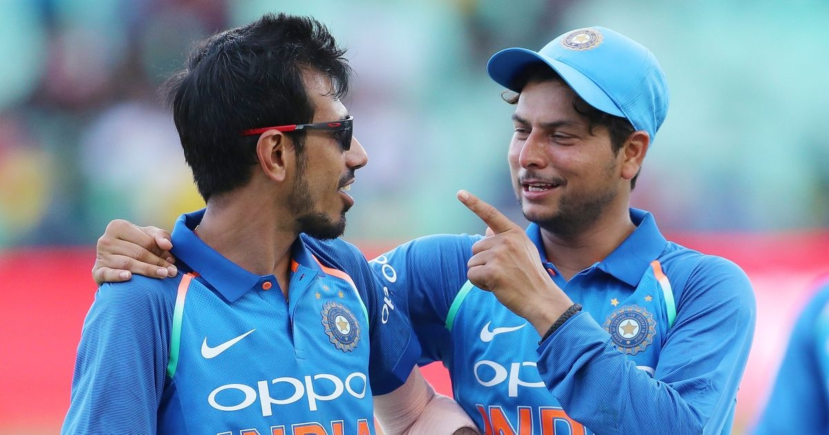 Anil Kumble feels Kuldeep Yadav and Yuzvendra Chahal are India's best wicket-taking bowlers