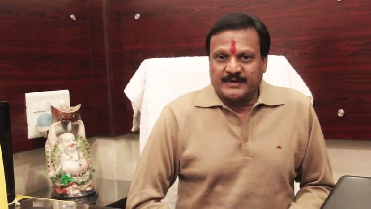 Indore: Nadda in city to provoke communal violence, says Sajjan Singh Verma