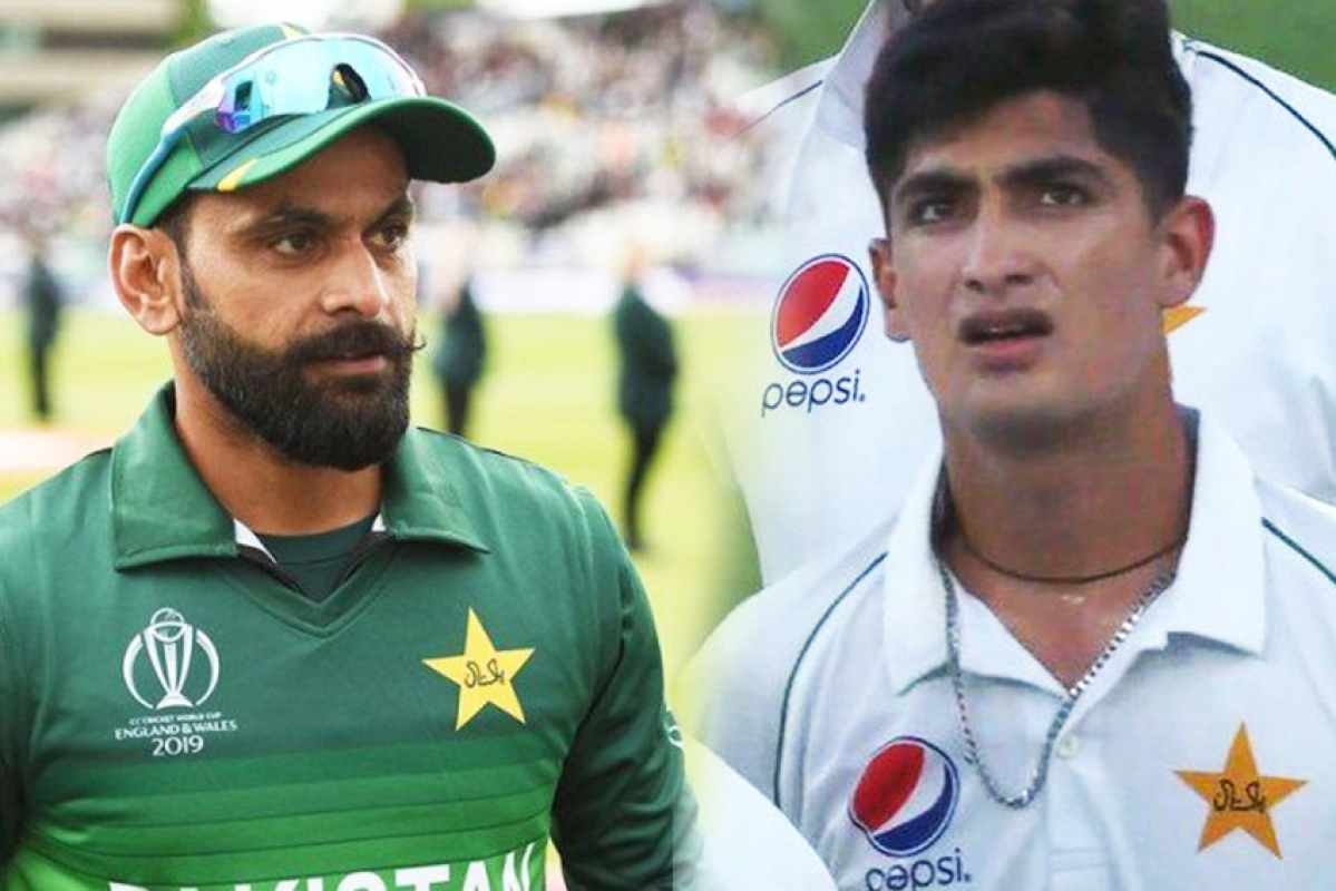 Professor Mohammad Hafeez asks PCB to not send Naseem Shah for U-19 World Cup