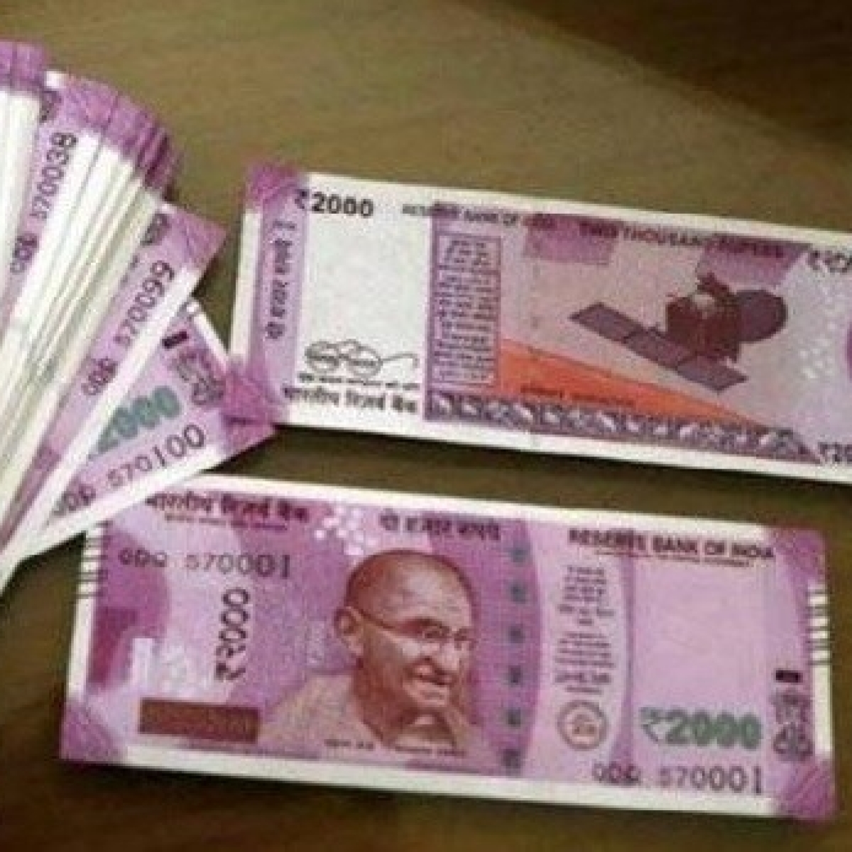 'Invisible ink' may help detect fake currency