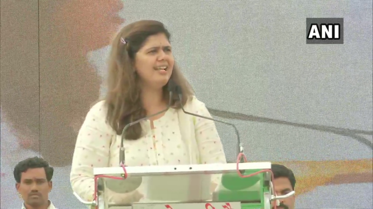 'Won't leave BJP', says Pankaja Munde; decides to hold a hunger strike to draw attention towards issues in Marathwada