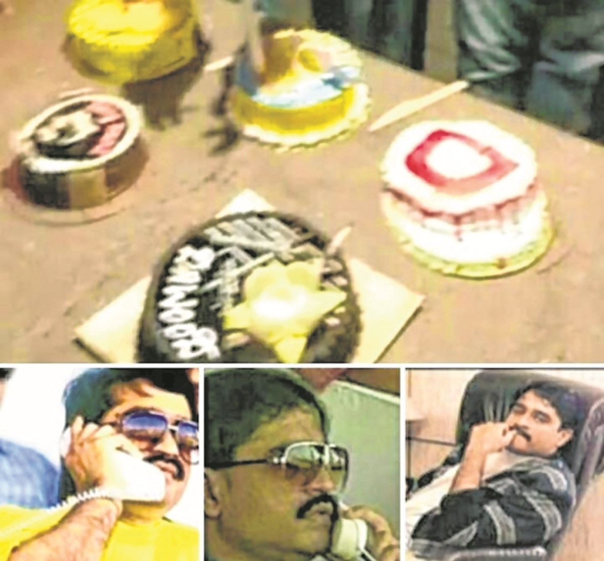 Crumbs! Youth greets Dawood Ibrahim on birthday, lands in soup
