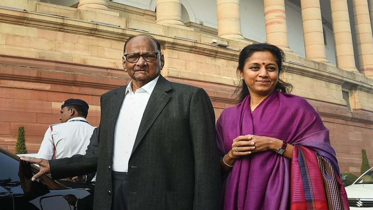 MVA formation to make Supriya Sule Maha CM? Here's the 'reason' why Sharad Pawar did not support BJP