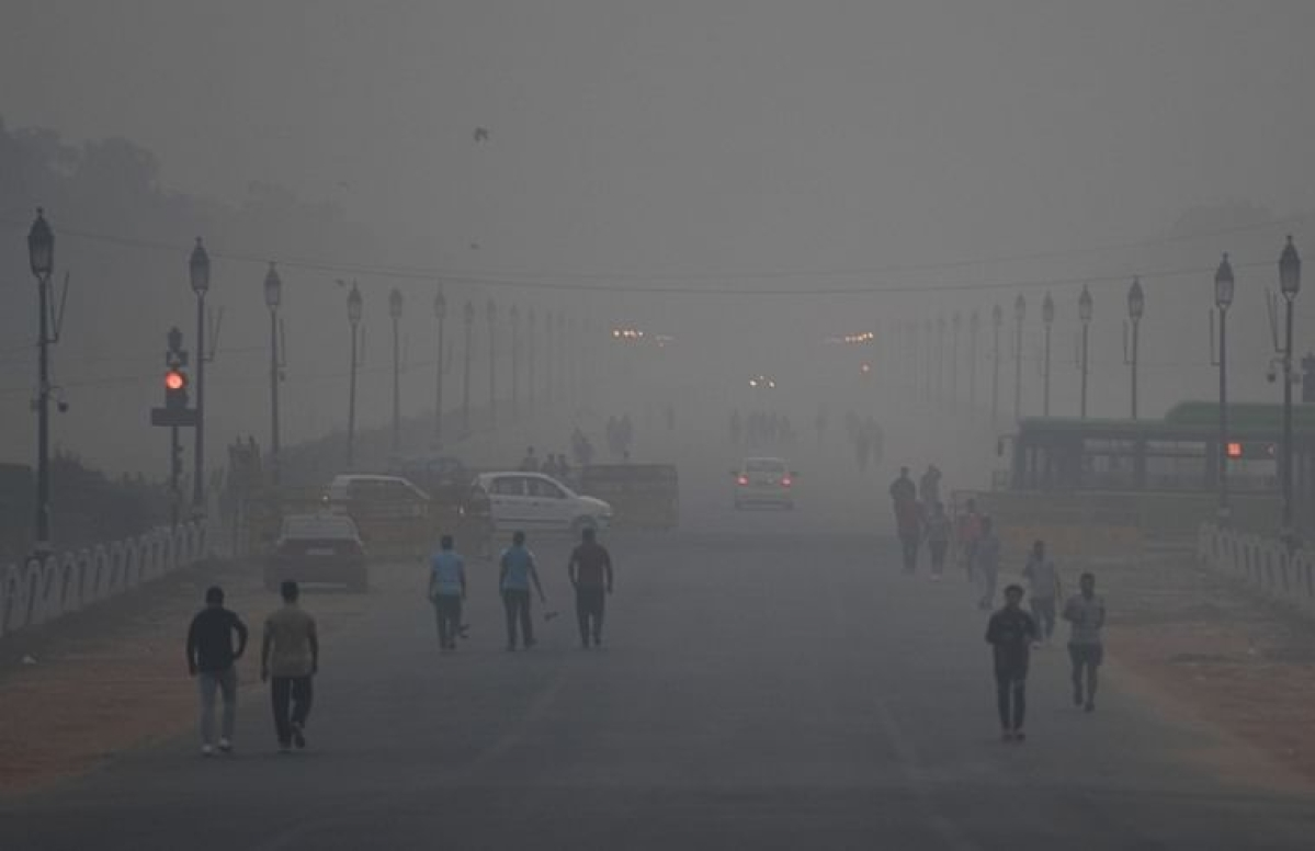 Over 60,000 people in Delhi died of pollution-related health problems in last 5 yrs Cong