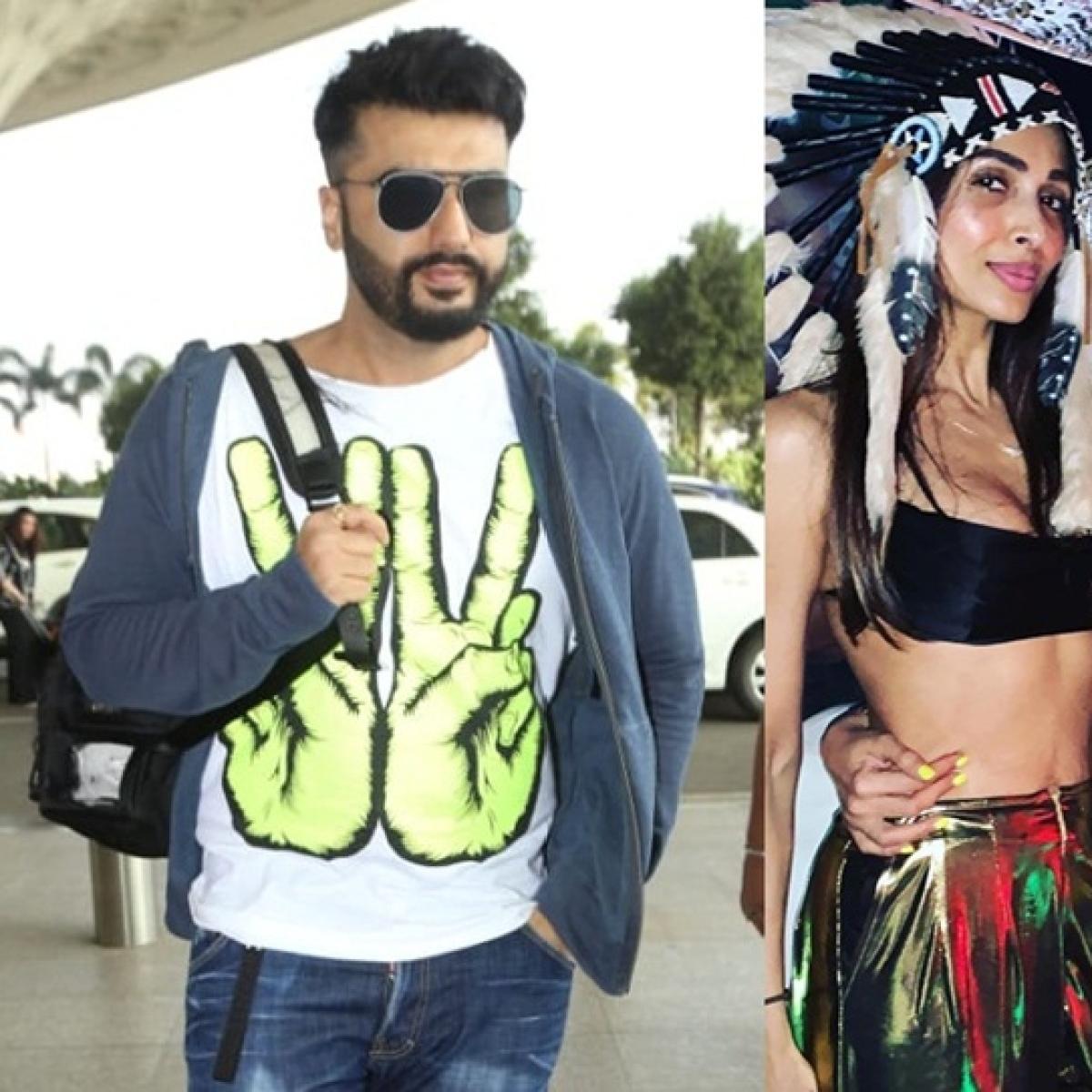Arjun Kapoor heading to Goa to celebrate New Year with ladylove Malaika Arora?