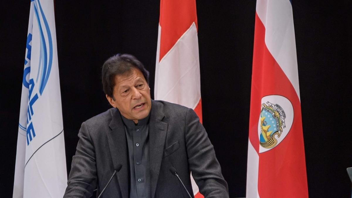 Pak PM Imran Khan launches health card scheme for transgenders