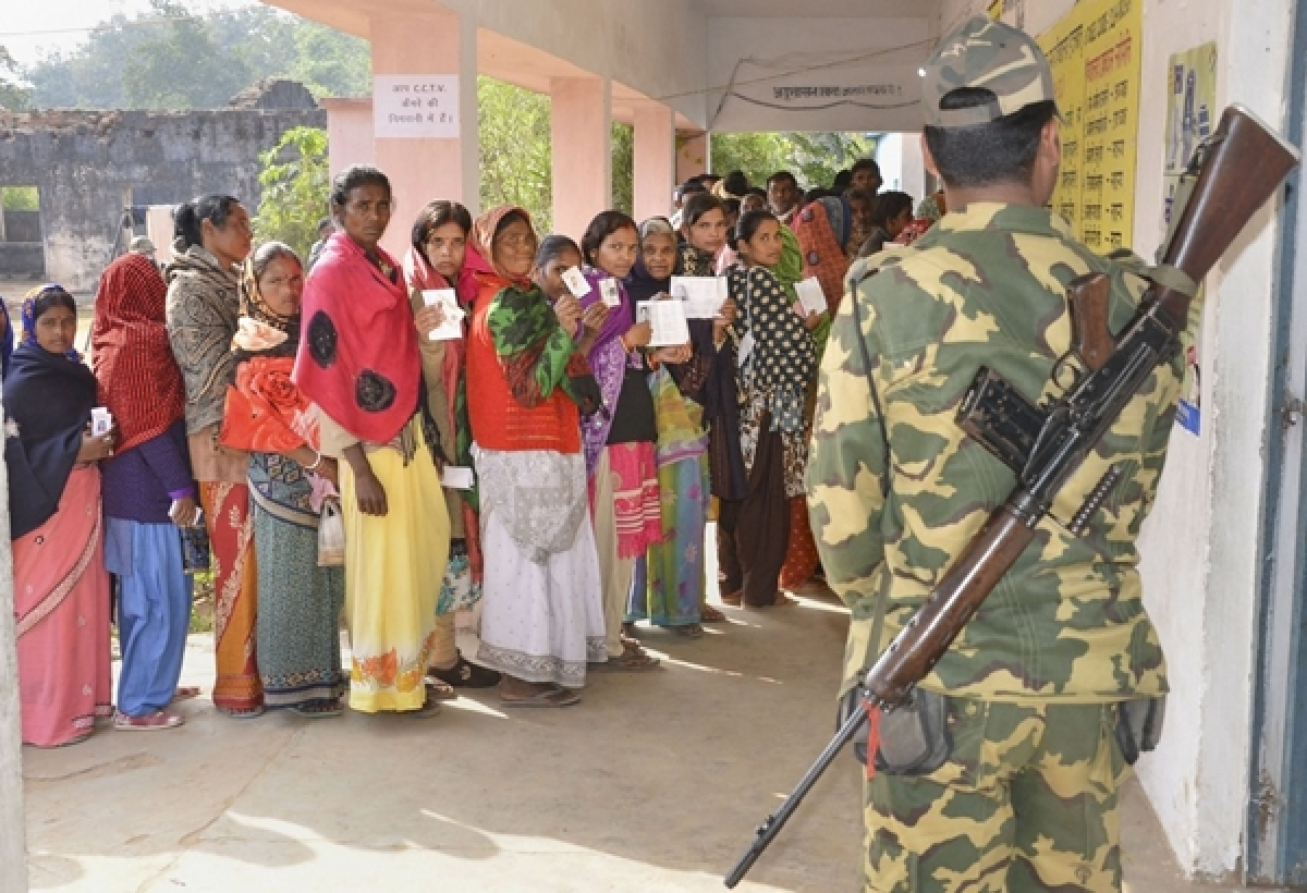 Jharkhand assembly polls: Voting begins for final phase