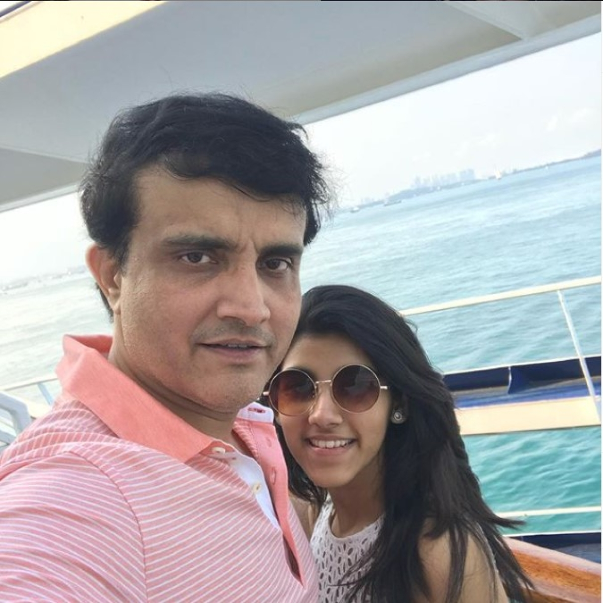 'She is too young...': Sourav Ganguly refuses to respect daughter's political agency