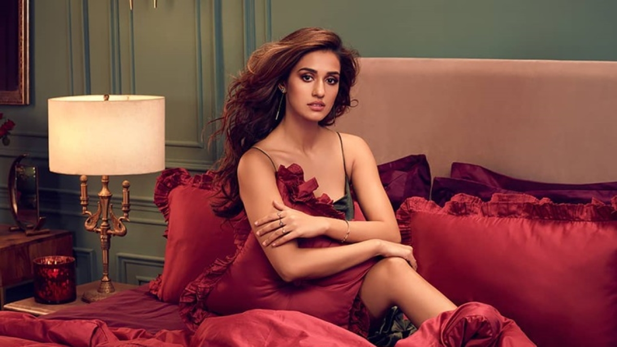 Disha Patani gets 'sensual and stylish', reveals her bedroom secret