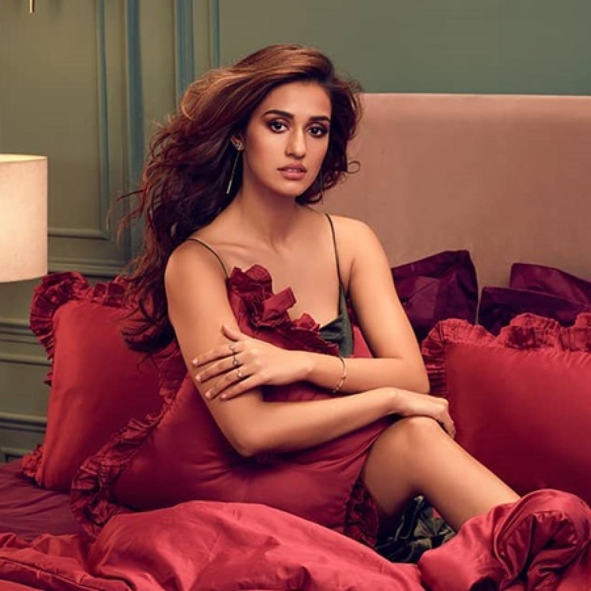 Disha Patani gets 'sensual and stylish', reveals her bedroom secret
