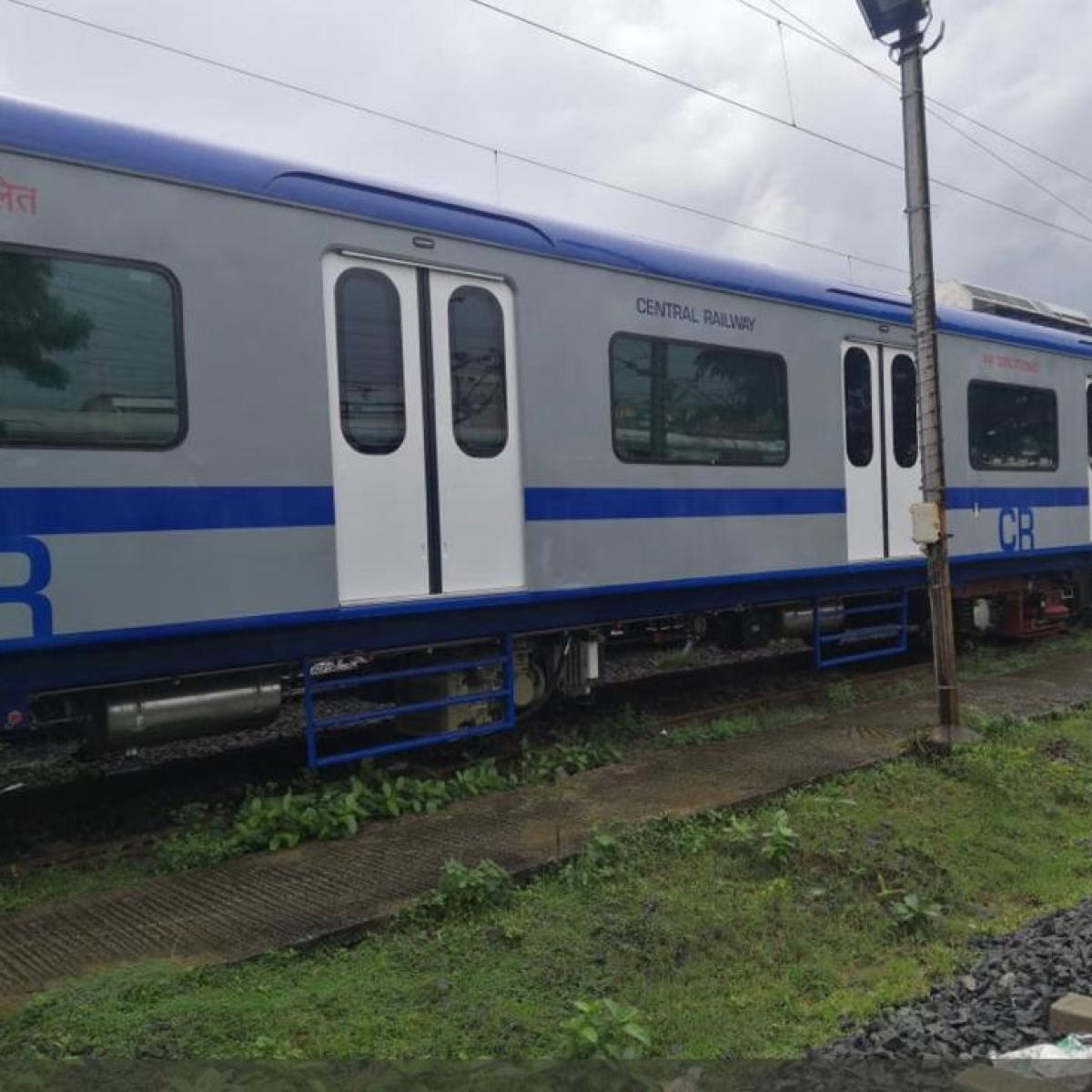 Woman to pilot maiden run of CR's AC local