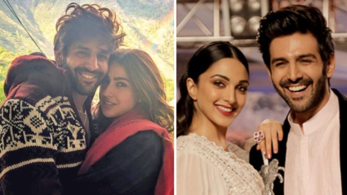 Video: Kartik Aaryan chooses his 'Patni and Woh' between Sara Ali Khan, Kiara Advani, Tara Sutaria and Nushrat Bharucha