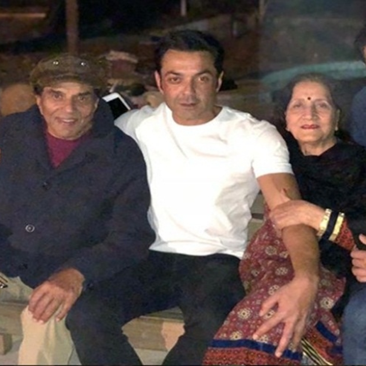 Dharmendra birthday special: Proof that Bollywood's 'He-Man' is a family man