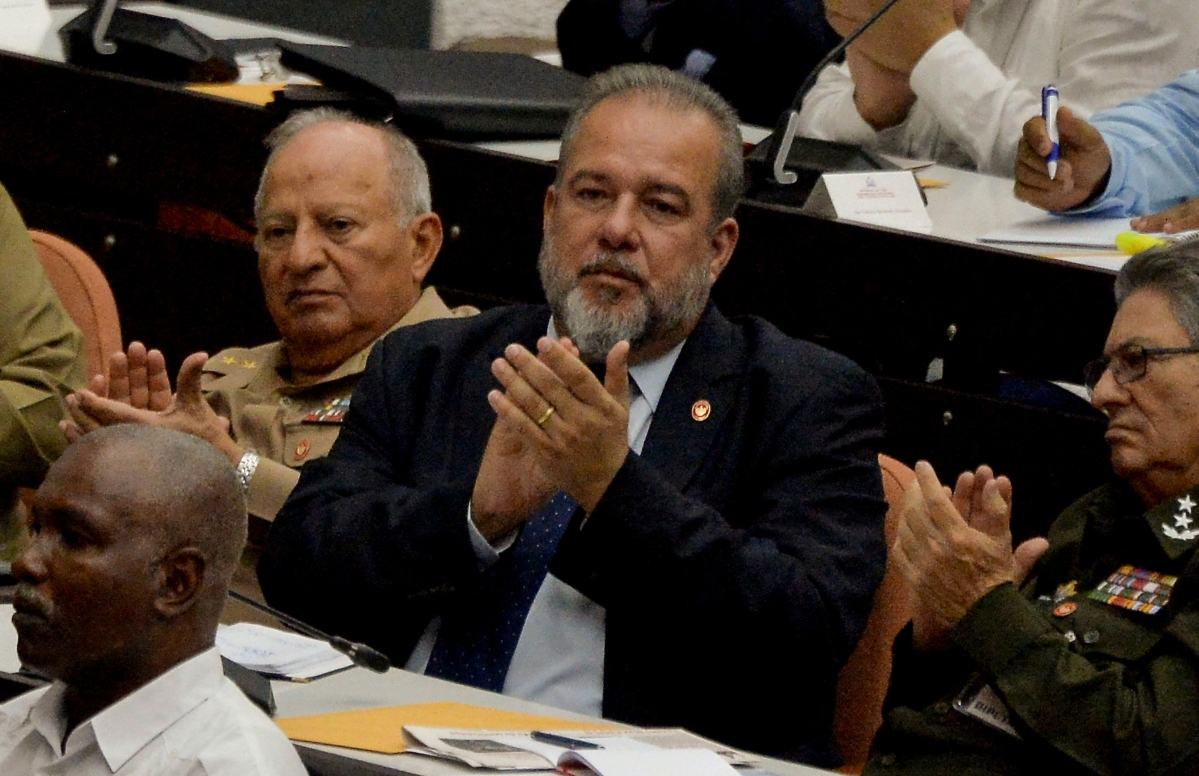 Cuba goes against Castro, appoints Manuel Marrero Cruz as first Prime Minister since 1976