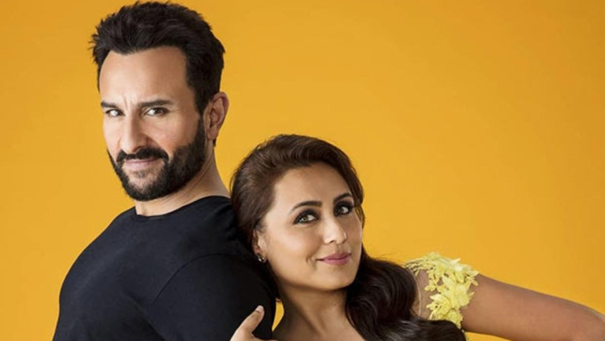 'Hum Tum' pair Saif Ali Khan and Rani Mukerji reunite for 'Bunty Aur Babli 2'