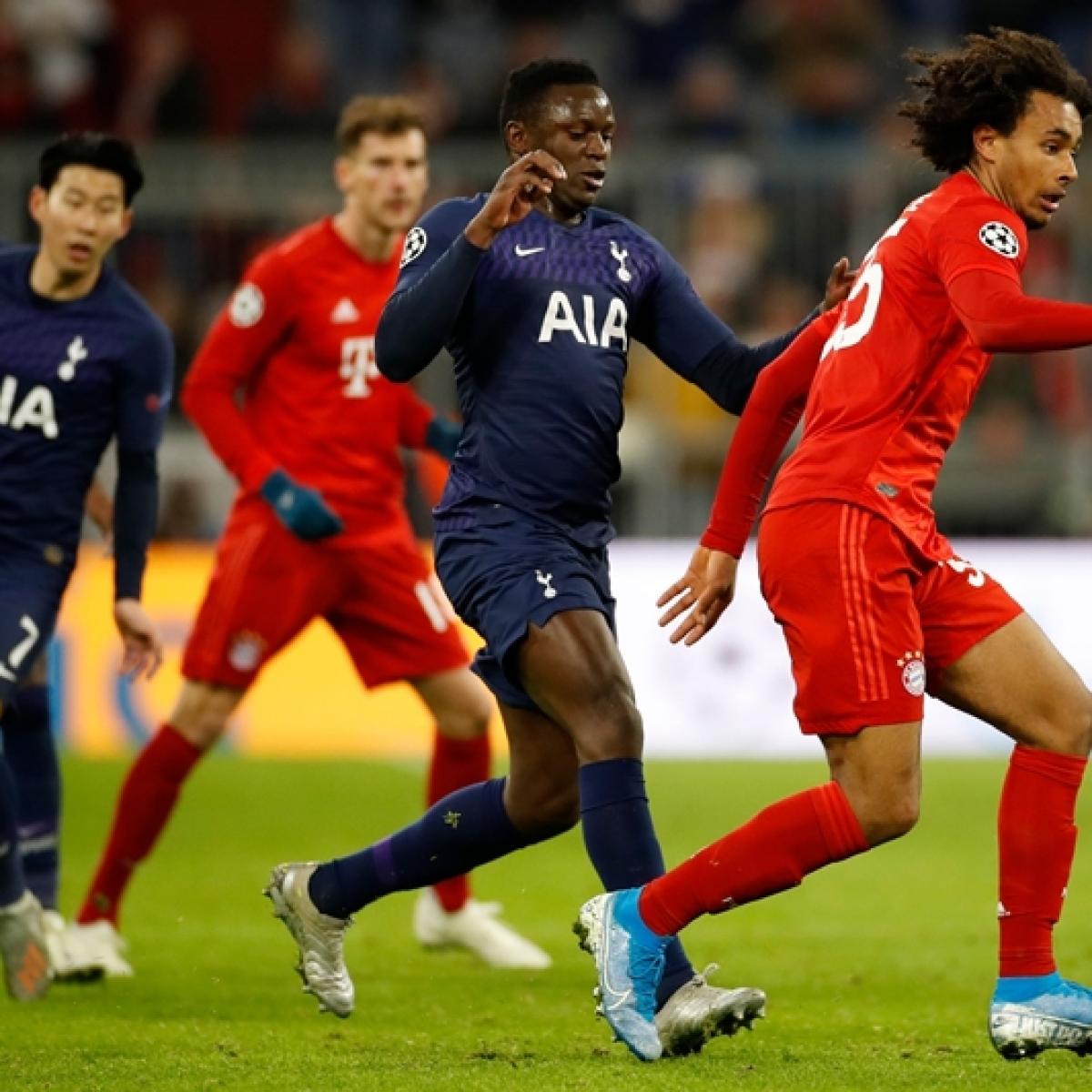 Champions League: Bayern Munich continue winning streak, defeat Tottenham