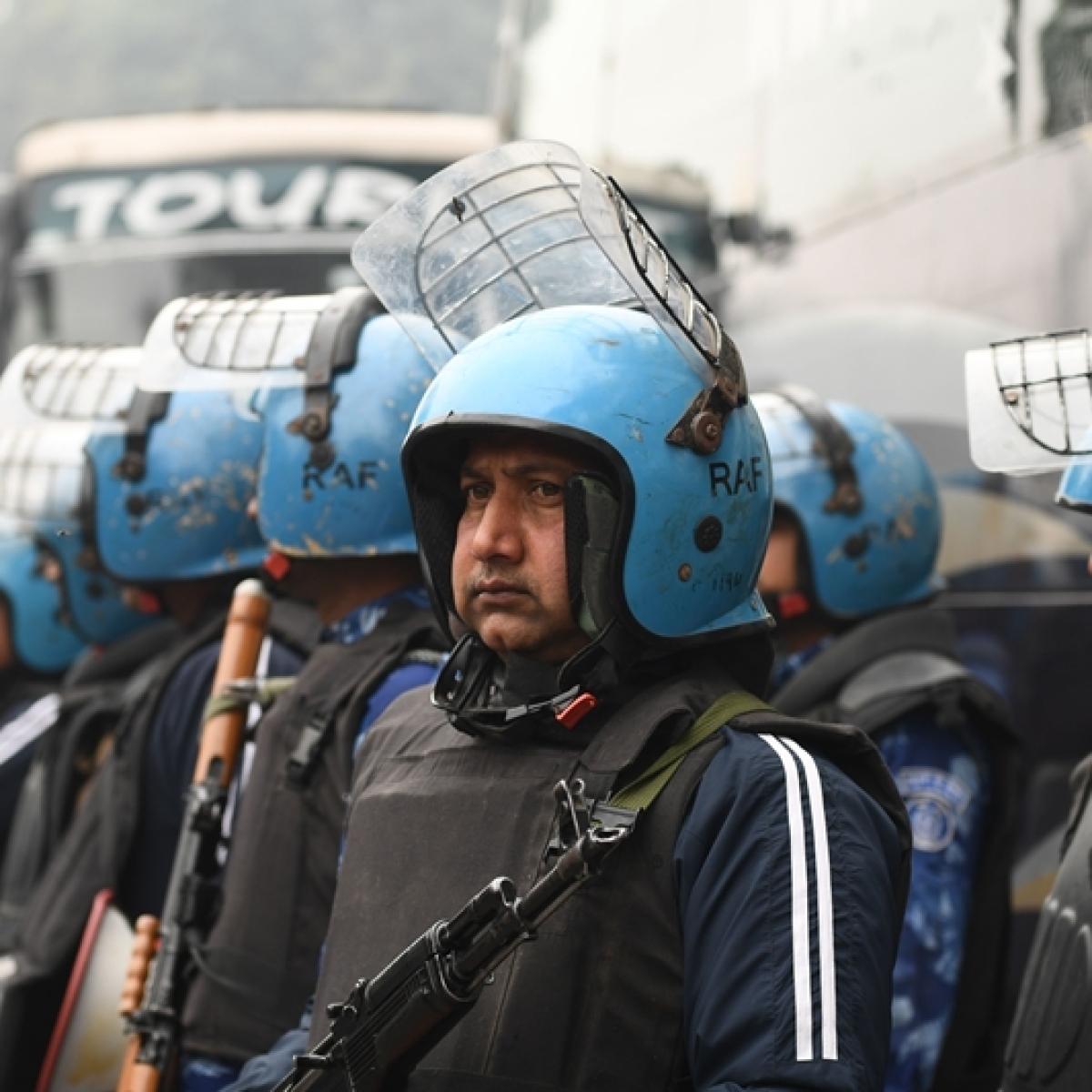 CAA protest: 47 paramilitary cos to help Delhi cops