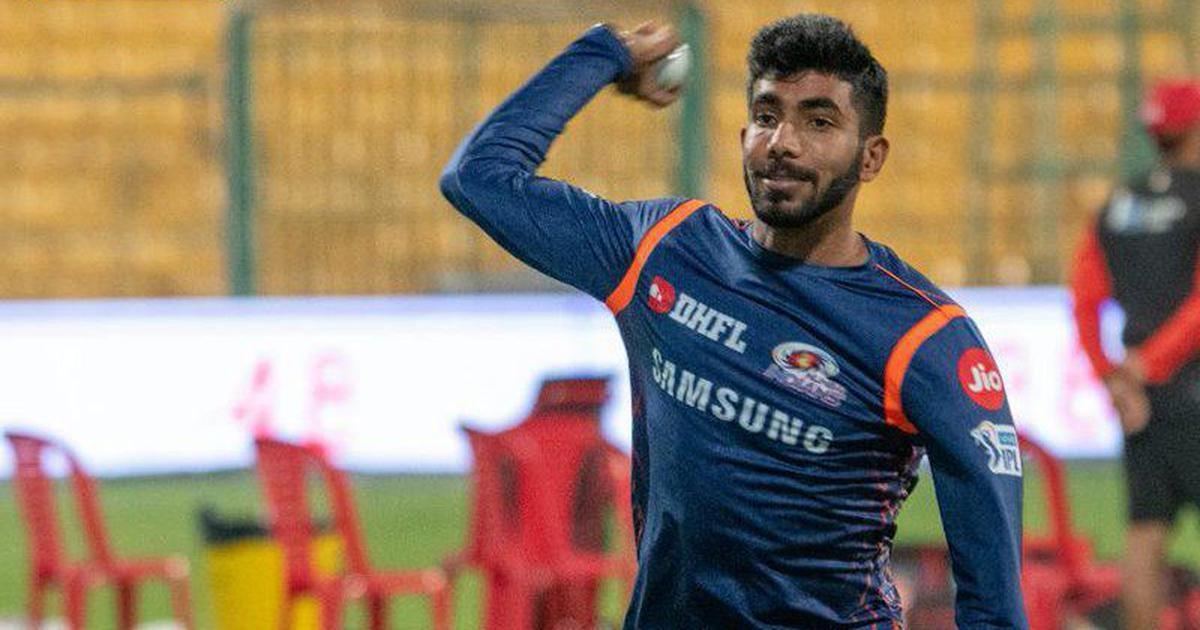 Jasprit Bumrah mocks Chris Lynn after the batsman says he won't face the bowler anymore