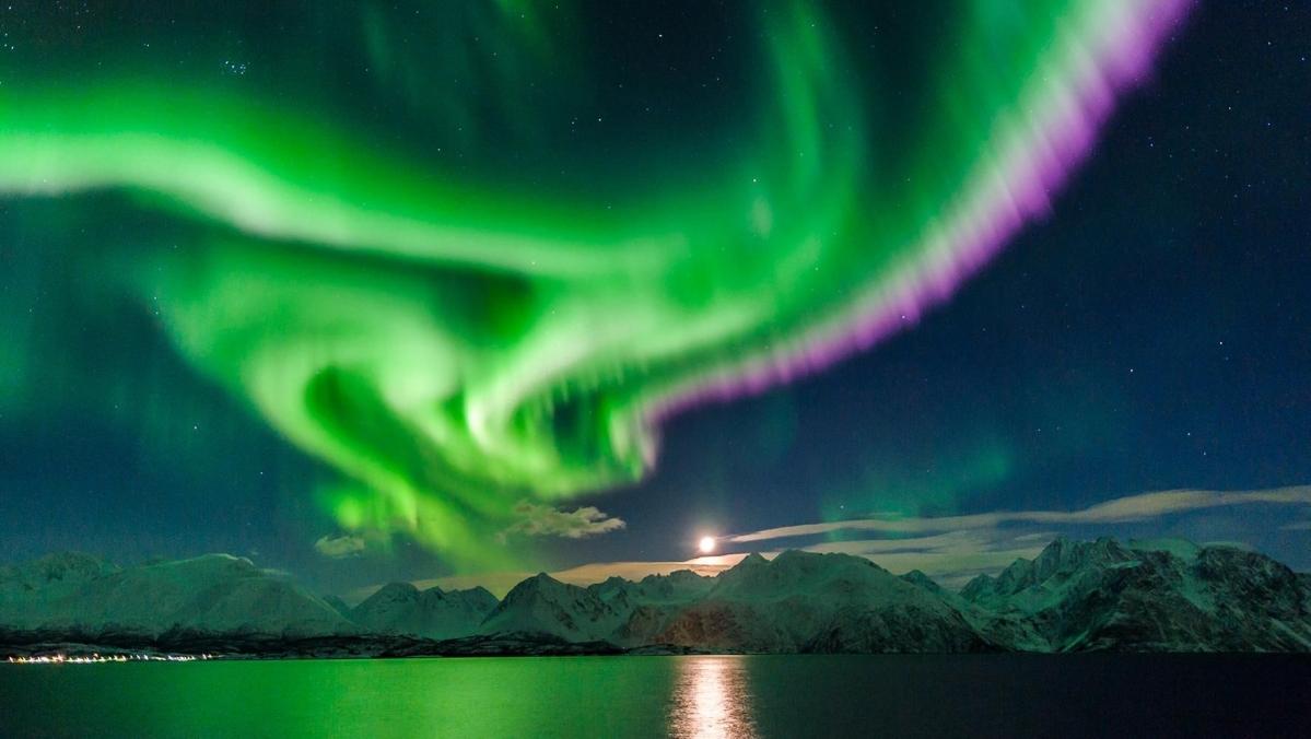 Dream cruising in Norway