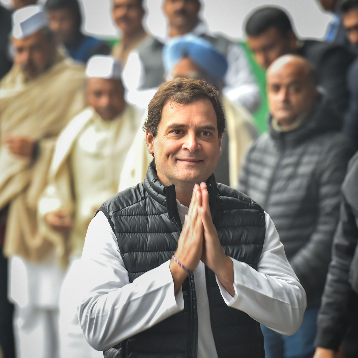 'Where is Rahul Gandhi?': Twitter asks after Congress leader gives CWC meeting a miss