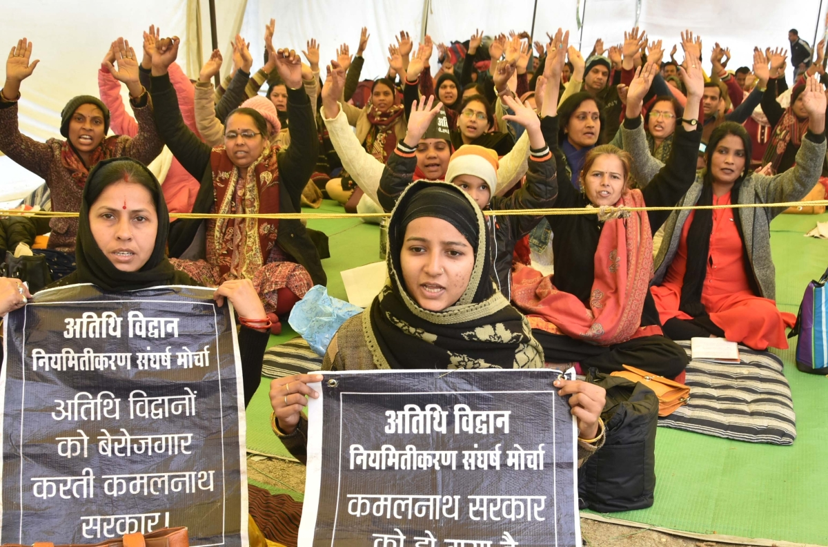 Bhopal: Choice filling by guest scholars till Jan 16