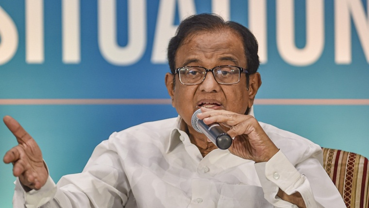 Coronavirus: Centre's handling of situation 'satisfactory', need partial or total lockdown of towns, says P Chidambaram