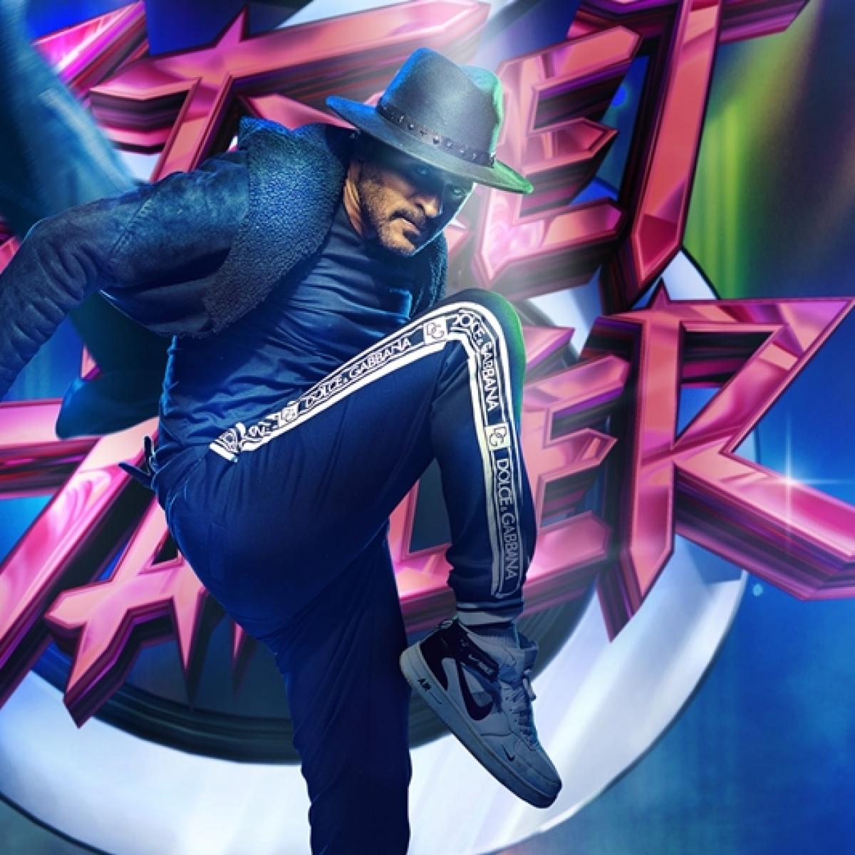 Street Dancer 3D: Prabhu Deva gives Michael Jackson vibes in first look