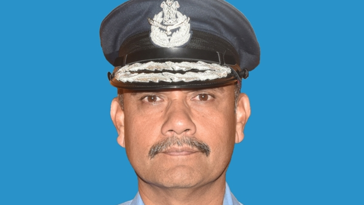 Air Marshal RJ Duckworth VSM takes over as Senior Air Staff Officer, Western Air Command, IAF