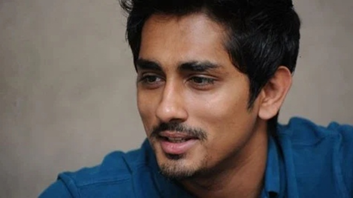 Siddharth's reaction to Hyderabad encounter shows he truly ...
