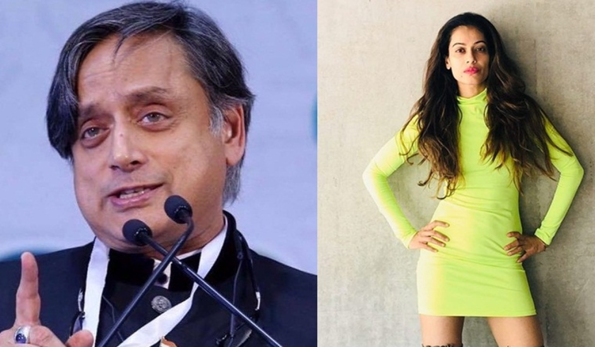 Uphold freedom of expression and allow Payal Rohatgi to say stupid things: Shashi Tharoor asks for actress' release