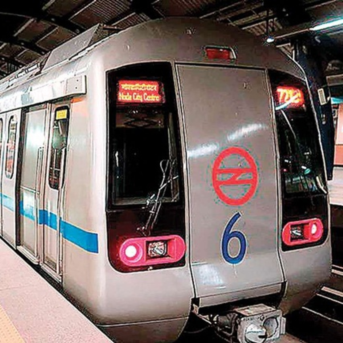 DMRC reopens entry, exit gates of all metro stations